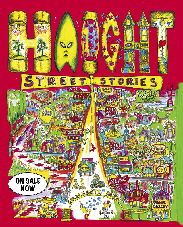 Haight Street Stories